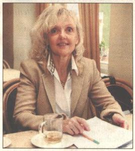 Die Stiftungsgründerin Dr. Barbara Schenk-Zitsch